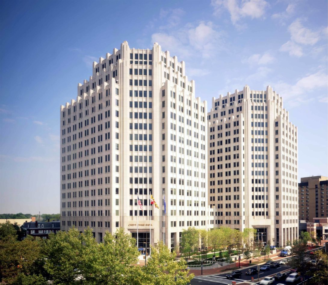Chevy Chase Bank HQ – Bethesda, Maryland
