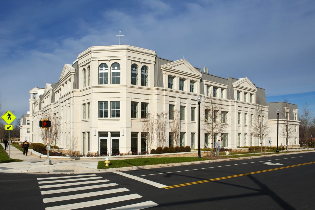 Marymount University Residence Hall & Academic Building – Arlington, Virginia