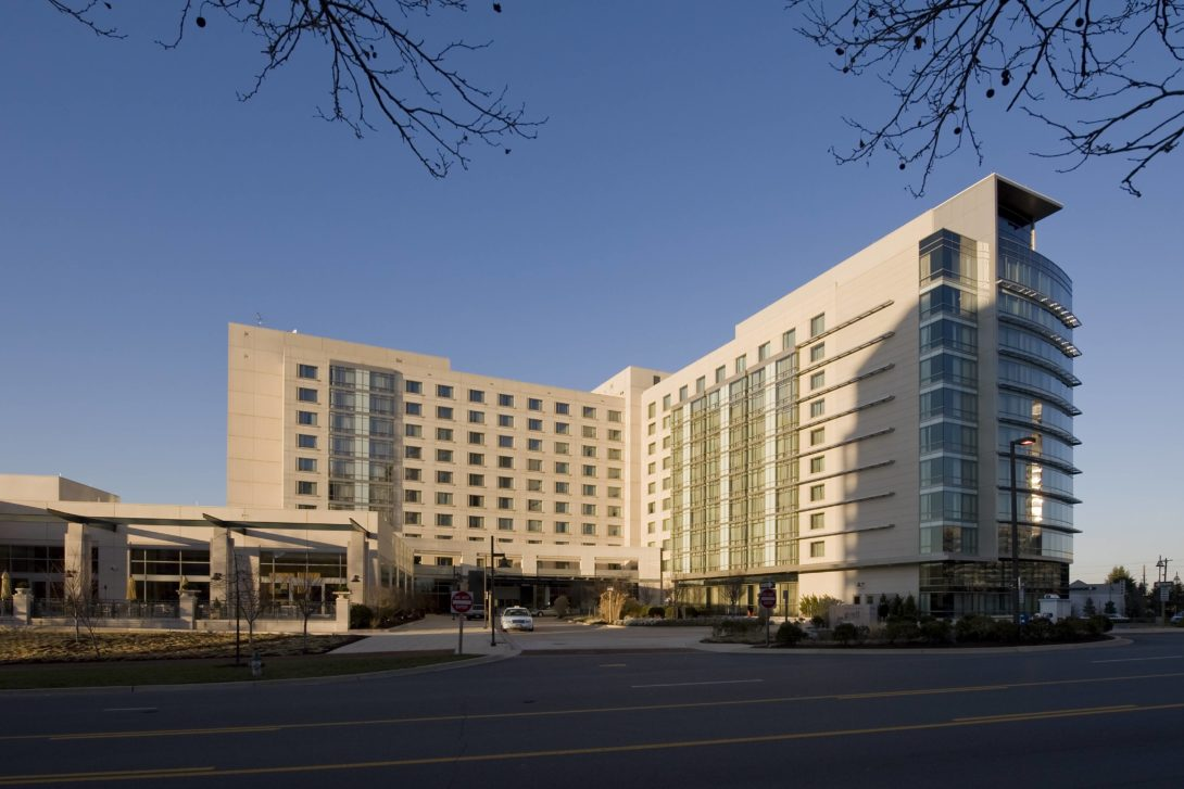 Montgomery County Convention Center & Hotel – Rockville, Maryland