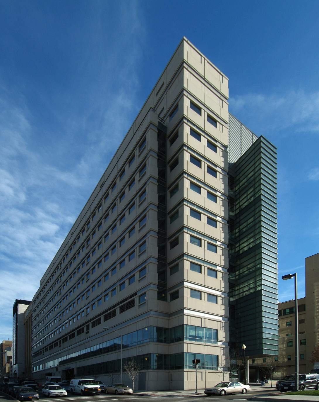 John Hopkins University – Broadway Research Building – Baltimore, Maryland