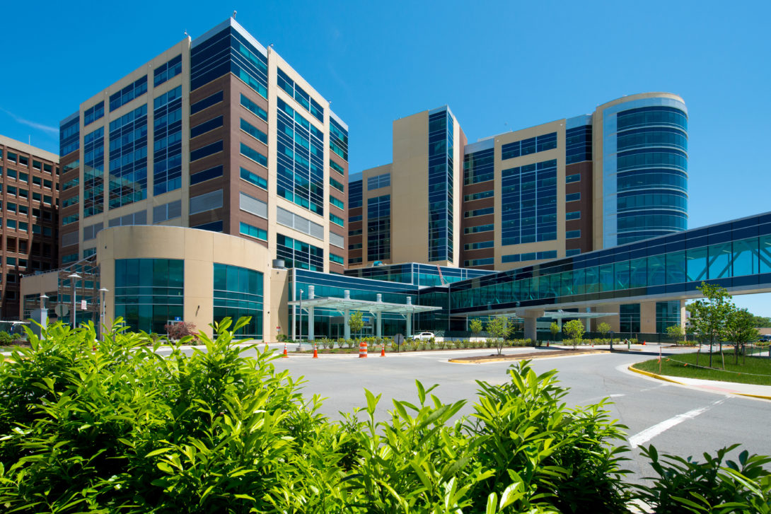Inova Fairfax – Patient & Women's Tower – Fairfax, Virginia