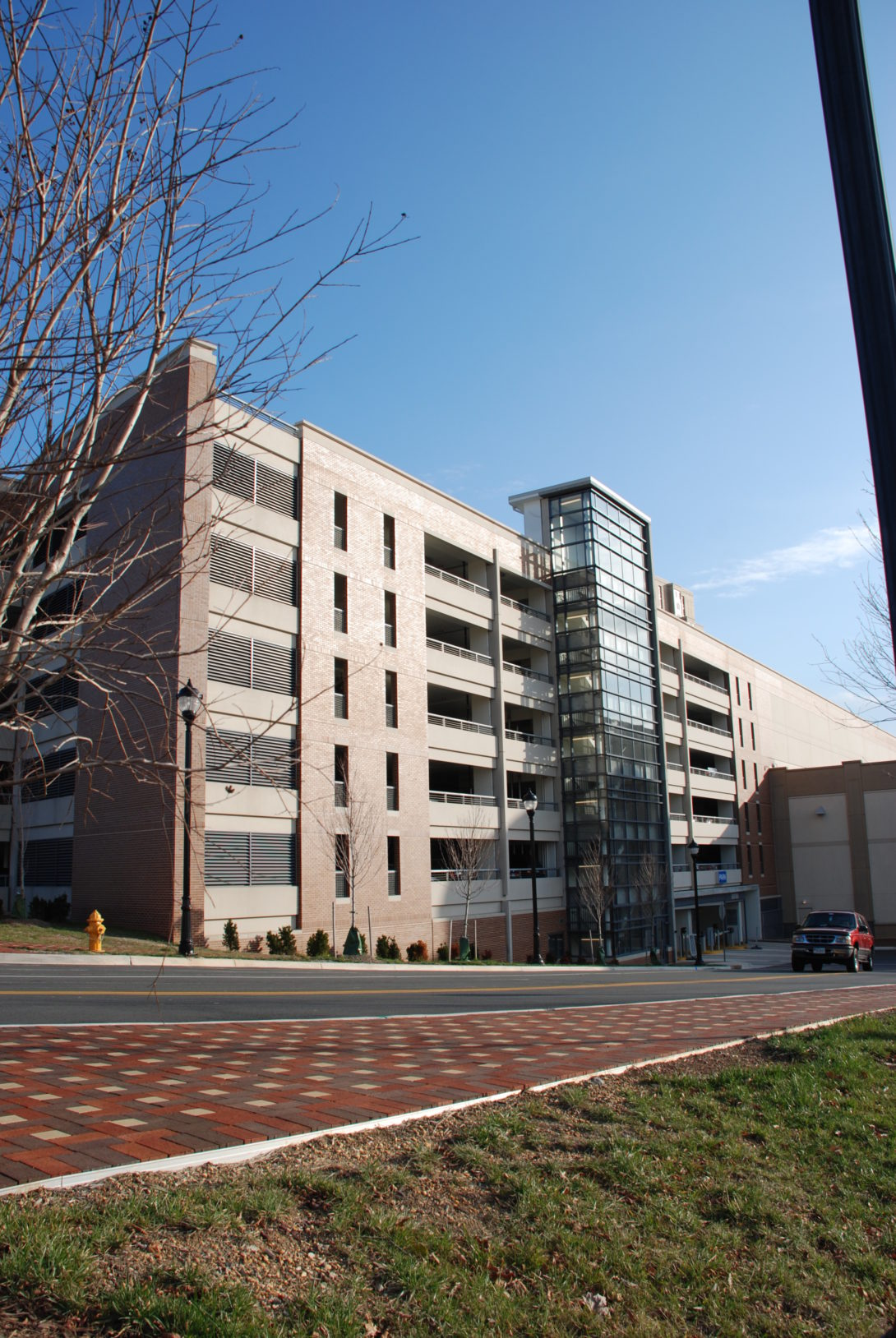 Hoffman Town Center Parking Garage – Alexandria, Virginia