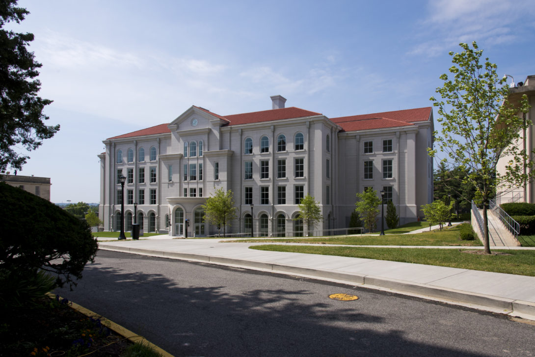 Trinity University DC – New Academic Building – Washington, DC